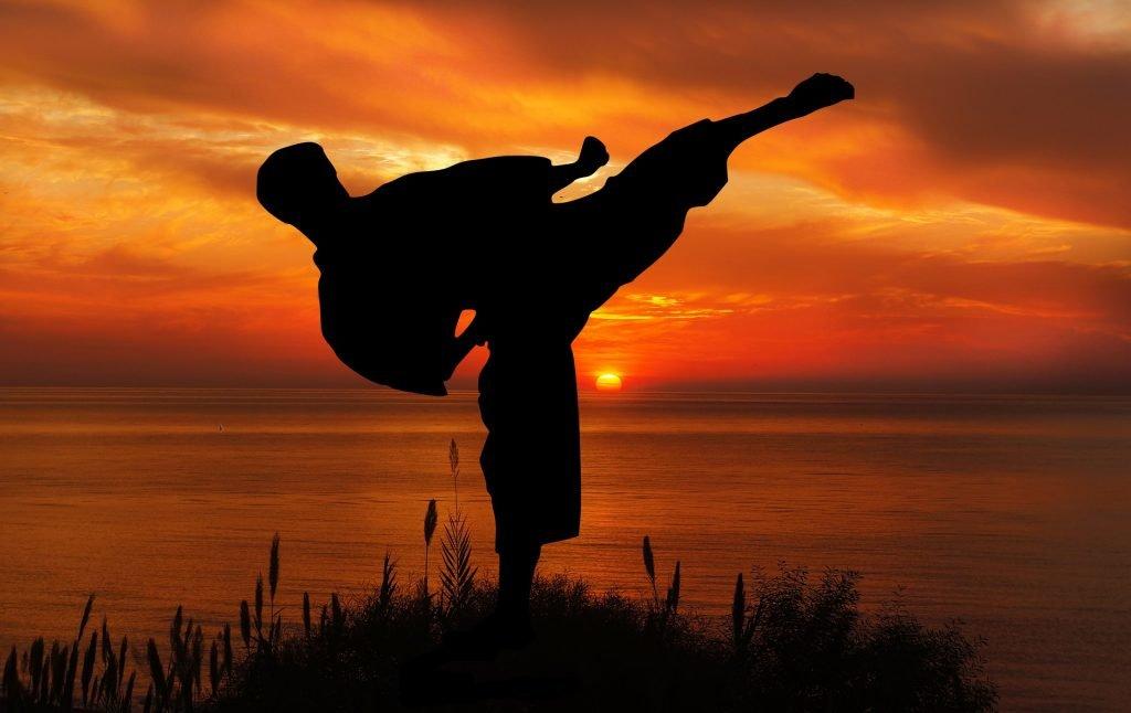 CBD als Unterstützung für Kampfsportler